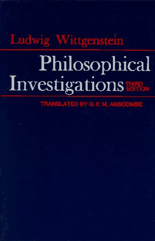 Philosophical Investigations