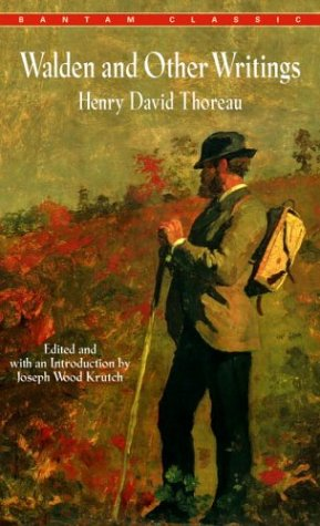 Walden by Thoreau
