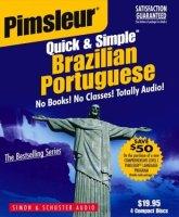 Quick Simple Brazilian Portuguese 9780743517690 Assimil kontra Pimsleur, czyli Językowe Boże Narodzenie :)