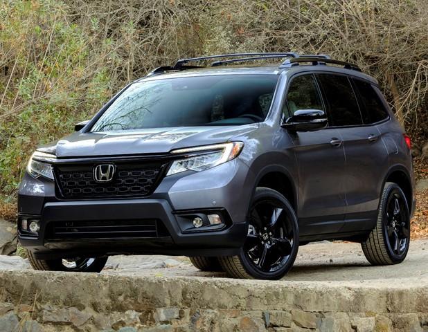 2019 Honda Passport Vs Pilot Sibling Differences Compared