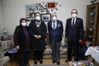 Ο υπουργός Selçuk φιλοξένησε τον Βετεράνο της Βουλής της Κύπρου, γνωστός ως «Reşat Baba», στο Iftar