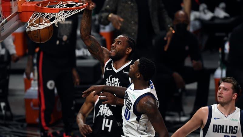 les Clippers en demi-finales à l'Ouest, Atlanta surprend Philadelphie