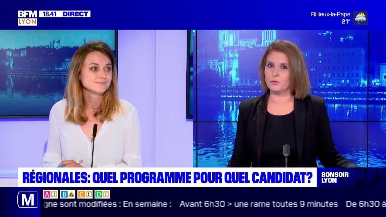Régionales : quel programme pour quel candidat ?