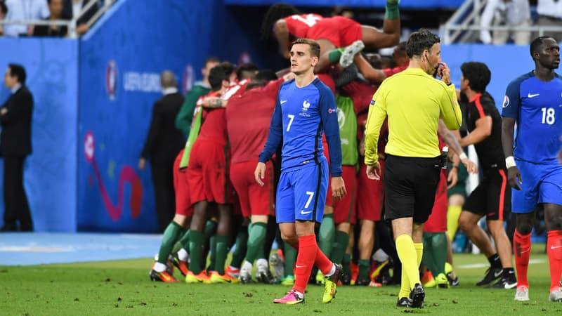 Griezmann «ressasse» toujours la défaite à l'Euro 2016