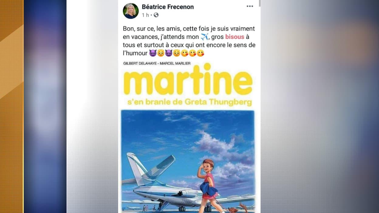 Les 37 Plus Beaux Detournements De Martine Toujours Presente
