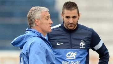Équipe de France: Benzema veut revenir et n'en veut pas à Deschamps, selon son ex-agent