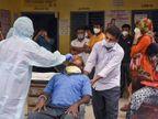 10 दिन में झारखंड के 2.64 करोड़ लोगों के सर्वे में संदेहास्पद 2 लाख लोगों की हुई RAT जांच, मात्र 981 लोग संक्रमित मिले, पूर्वी सिंहभूम में सबसे ज्यादा 189|रांची,Ranchi - Dainik Bhaskar