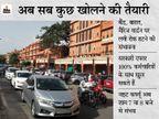 धार्मिक स्थल, सिनेमाघर-मल्टीप्लेक्स खोलने की तैयारी, 1 जुलाई से शादी समारोह की अनुमति संभव, गृह विभाग ने सीएम को भेजी गाइडलाइन,कल जारी होने की संभावना|जयपुर,Jaipur - Dainik Bhaskar