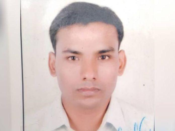 जूनियर इंजीनियर प्रदीप कुमार।- फाइल फोटो - Dainik Bhaskar