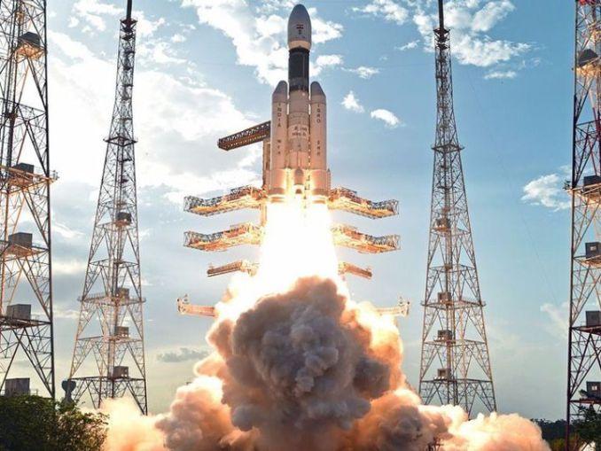 इस नैनो सैटेलाइट को पोलर सैटेलाइट लॉन्च व्हीकल द्वारा छोड़ा जाएगा। - Dainik Bhaskar