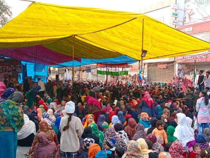 CAA-NRC के खिलाफ शाहीनबाग में हुए प्रदर्शन में हिंसा भड़काने में  PFI की अहम भूमिका थी। फिलहाल मामले की जांच चल रही है। (फाइल फोटो) - Dainik Bhaskar