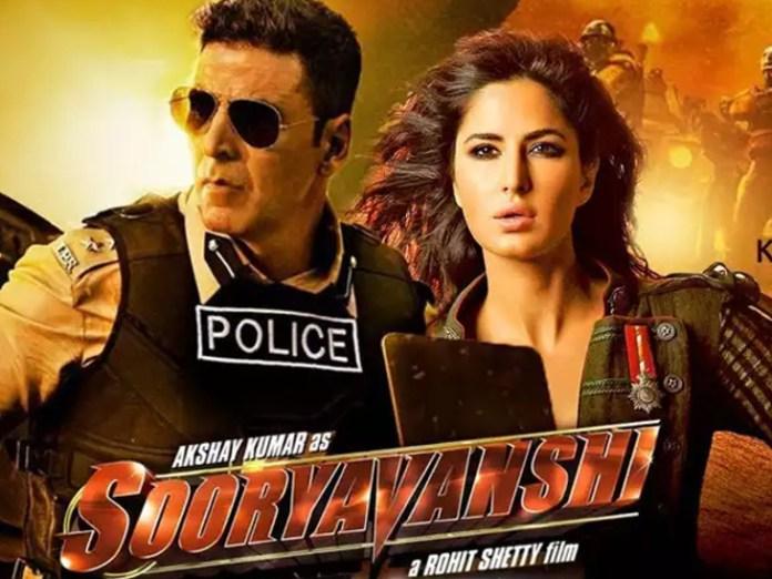 रोहित शेट्टी की अक्षय कुमार और कटरीना कैफ स्टारर 'सूर्यवंशी' की रिलीज डेट दो बार बदली जा चुकी है। पहले यह 22 मई 2020 को रिलीज होने वाली थी। लेकिन सलमान खान की 'राधे' का टकराव टालने के लिए इसे प्री-पोंड कर 12 मार्च पर शिफ्ट कर दिया गया था। हालांकि, कोरोना वायरस और लॉकडाउन के चलते यह रिलीज नहीं हो सकी। अब चर्चा है कि फिल्म दिवाली पर सिनेमाघरों में या फिर ओटीटी प्लेटफॉर्म पर रिलीज हो सकती है।