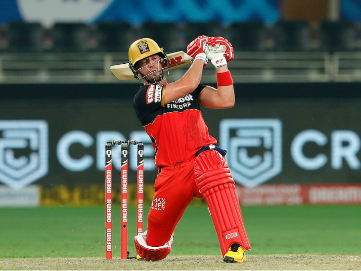 AB de Villiers smashed Bangalore to 160 runs with a bang.  AB scored an innings of 51 runs.