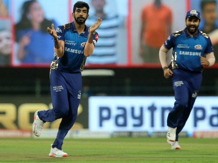 Bumrah made the team a big success by dismissing Andre Russell on the bouncer.