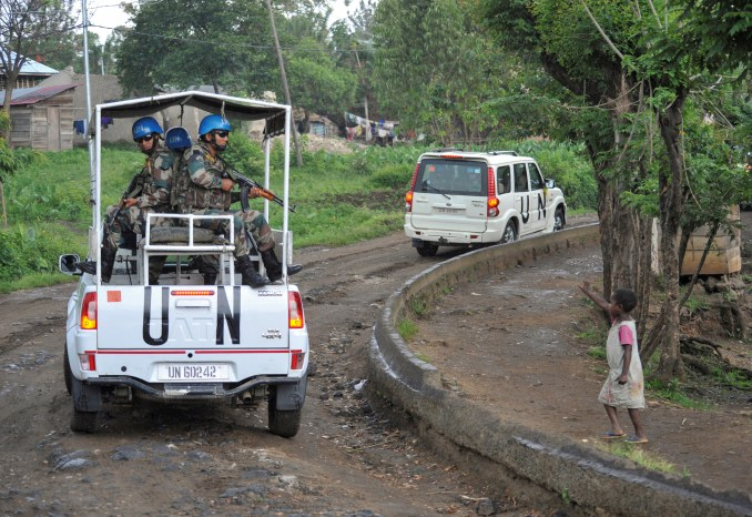 कांगो उन देशों में शामिल है, जहां यूएन के शांति सैनिक सबसे ज्यादा संख्या में मौजूद हैं।
