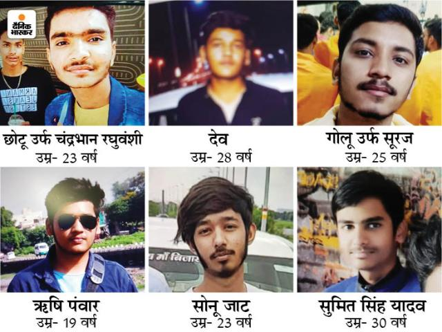 All friends who lost their lives were 19 to 30 years old.  It is not known where he went to party.  The cause of the accident has not yet been known.