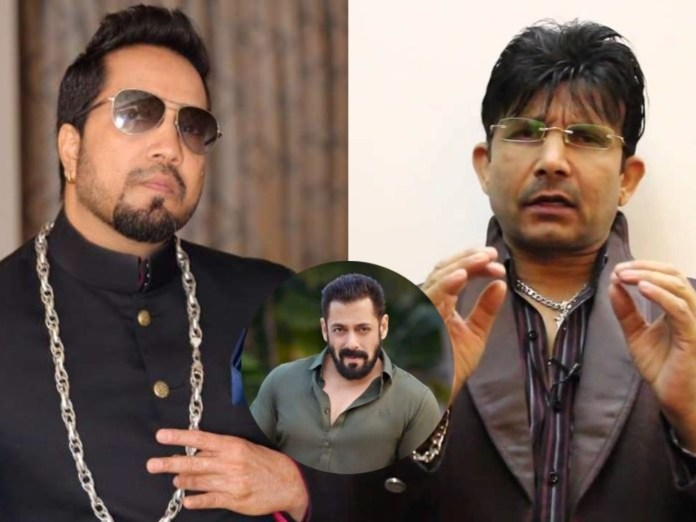 KRK's challenge to Mika: If you make a song on yourself, then you know, Kamal R Khan told Mika – it barks so much, release the song once and then see