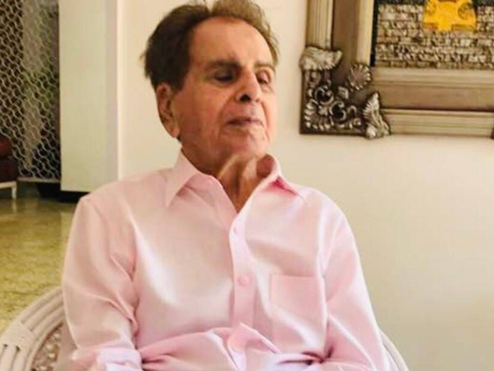 Discharged Tragedy King: 98-year-old Dilip Kumar was discharged from the hospital, was admitted 5 days ago after suffering from shortness of breath