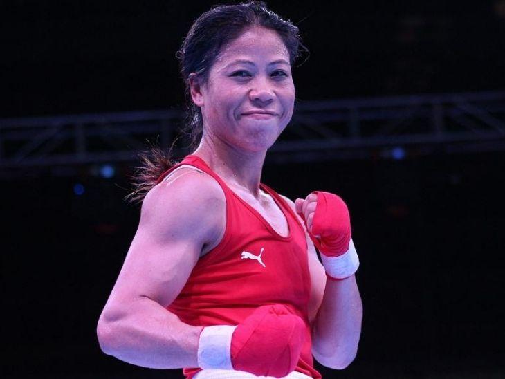 6-time world champion MC Mary Kom has won bronze in the 2012 Olympics.