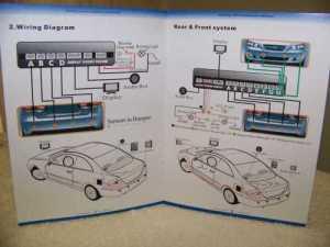 Other Parts & Accessories  Parking sensors: Parking