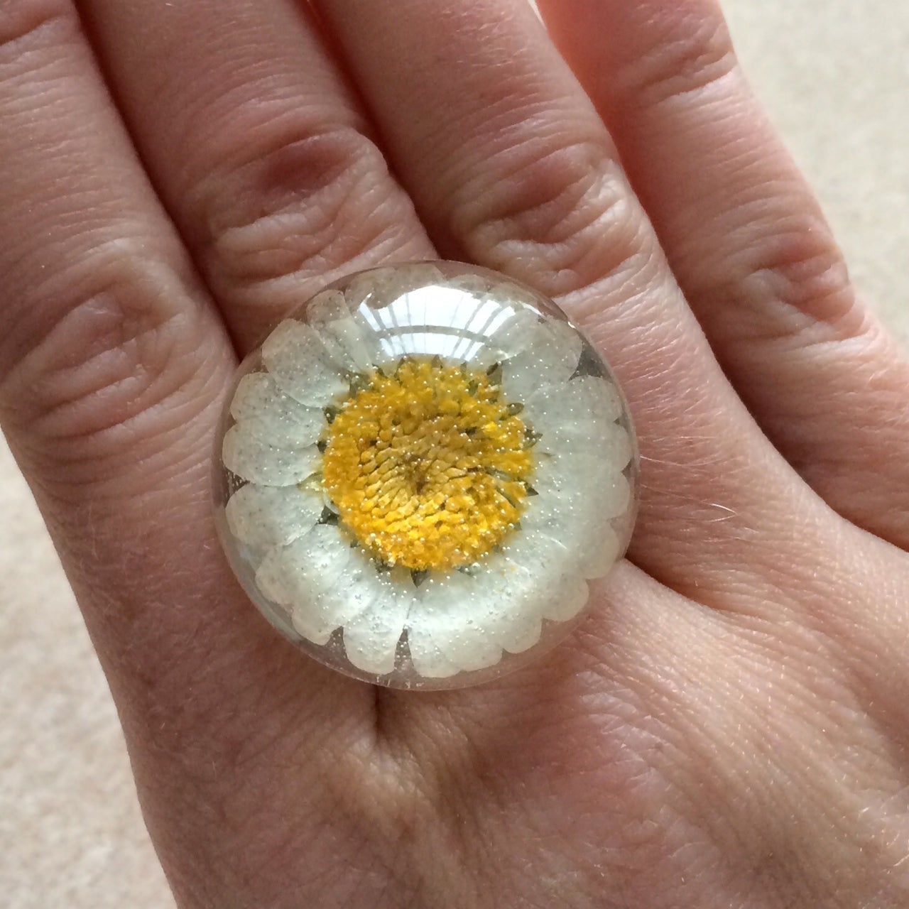 Image of Daisy Ring