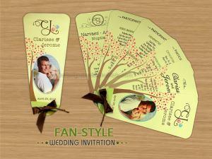 Personalised Paper Bamboo Bespoke