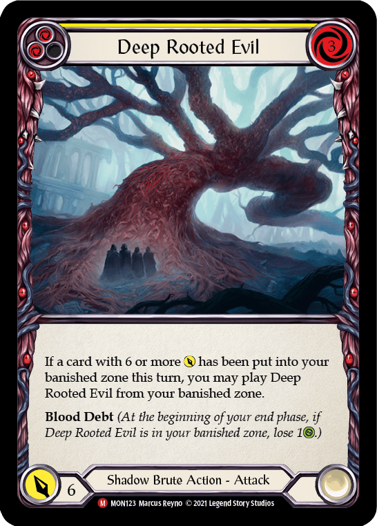 Deep Rooted Evil
