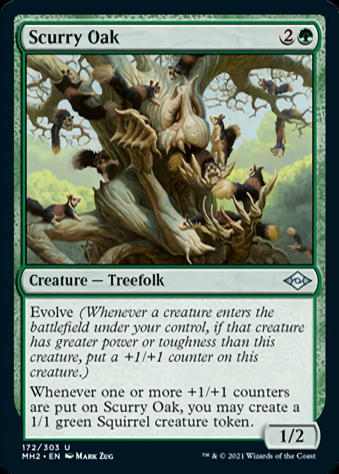 Scurry Oak