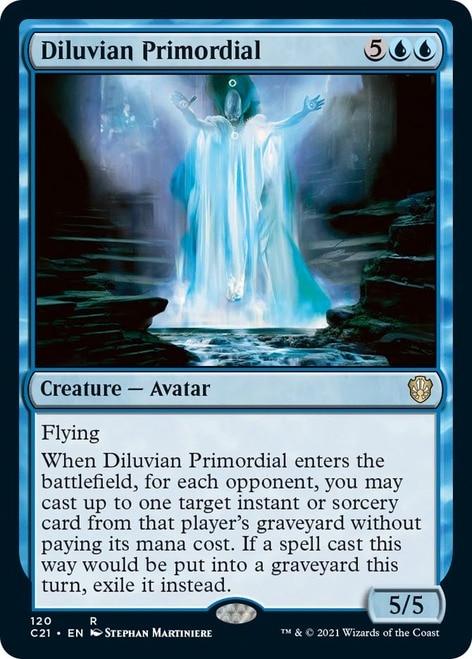Diluvian Primordial