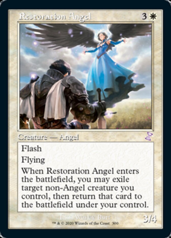 Restoration Angel (Timeshifted)