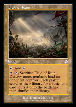 Field of Ruin (Timeshifted)