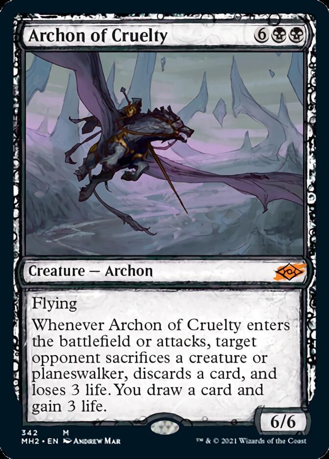 Archon of Cruelty (Sketch)