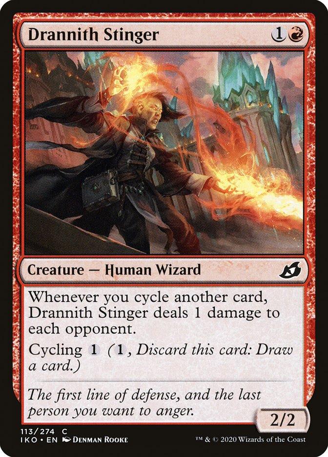 Drannith Stinger