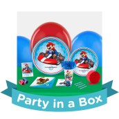 A Bright And Colorful Mario Kart Birthday Party Anders Ruff Custom Designs Llc
