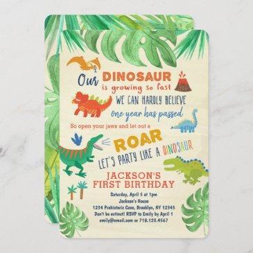 https birthdayinvitations4u com invites dinosaur birthday invitations