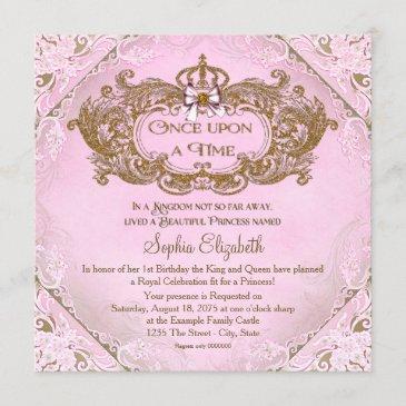 fairy birthday invitations