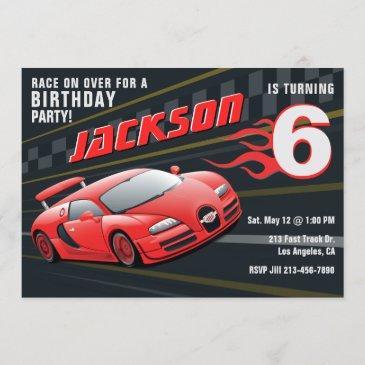 https birthdayinvitations4u com invites cars birthday invitations