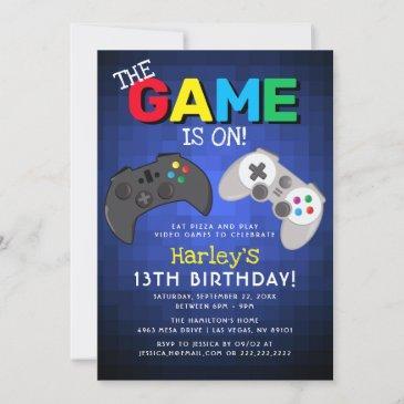 13th Birthday Invitations Birthdayinvitations4u