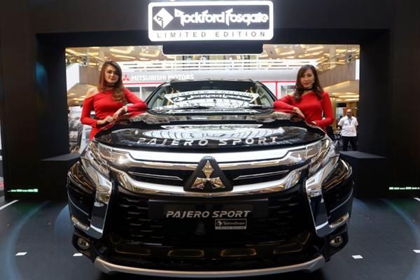 Mitsubishi Motors Perkenalkan Varian Terbarunya - Bisnis.com