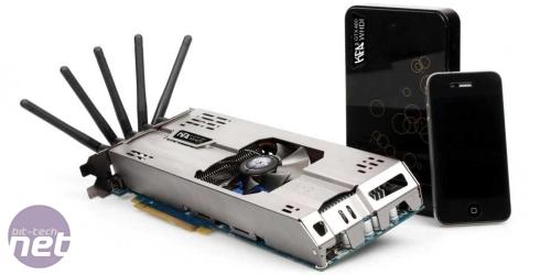 KFA2 Announces Cable-Free Graphics Card KFA2 Launches Cable-Free Graphics Card