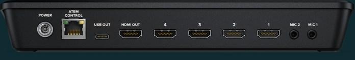 Broadcast Quality Switcher