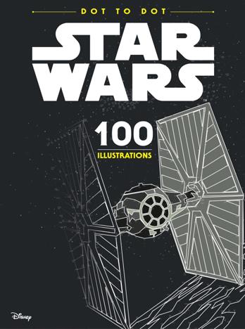 Star Wars Dot To Dot Free Pattern Download