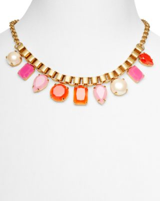 "kate spade new york Boardwalk Stroll Short Necklace, 18""_0"