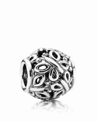 PANDORA Charm Sterling Silver Butterfly Garden Moments