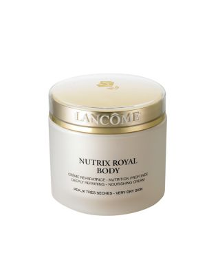 Lancome Nutrix Royal Body Creme. Shop this item on http://showmethemuhnie.com/2015/10/09/20-best-lancome-products-2015/