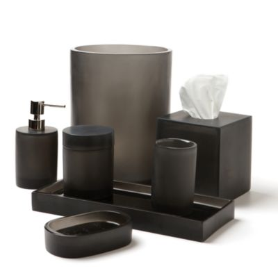 Waterworks Studio Oxygen Bath Accessories Habitat Gray
