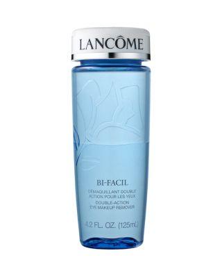 Lancome Bi-Facil Eye Makeup Remover. Shop this item on http://showmethemuhnie.com/2015/10/09/20-best-lancome-products-2015/