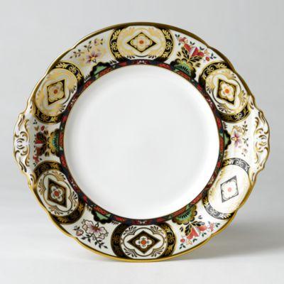 Royal Crown Derby Chelsea Garden Cake Plate 9 Bloomingdales