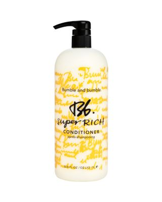 $Bumble and bumble Super Rich Conditioner litre - Bloomingdale's