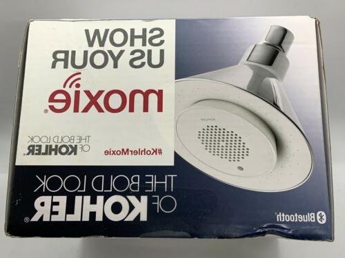Kohler K 9245 Cp 2 5 Gpm Moxie Showerhead And Wireless
